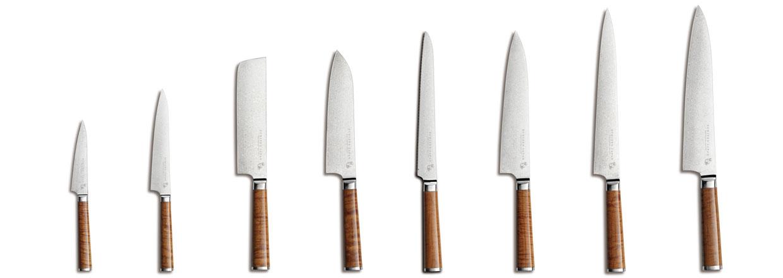 Arons - Japanske kvalitetskniver! <br>