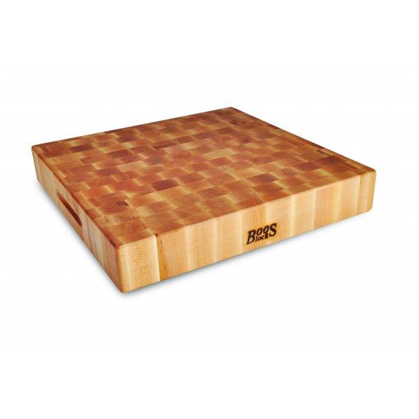 Boos Block Lønn 46x46x7,5 cm BB-27